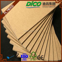 Good Prices 15mm 18mm Standard Size MDF Board For Sale