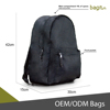 New Stylish Nylon leisure travel hiking backpack For school bags