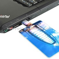 Best gift business ABS credit card USB 2.0 Flash Memory Stick Pen Thumb Drive 2GB 4GB 8GB 16GB for Xmas