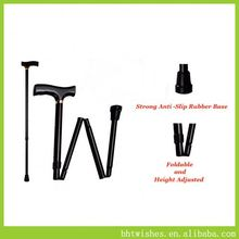 foldable cane ,BHT038 custom canes and walking sticks with brass handles