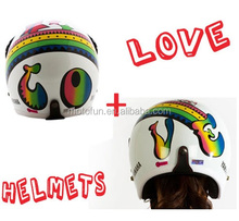 Lovely Couple Motorcycle Helmet