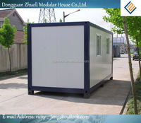 Modular prefab home kit price,low cost 2ft mobile container toilet
