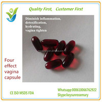 Four effect vaginal capsule, female vaginal capsule, vaginal masturbator