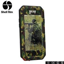 Eco friendly waterproof fabric phone case for s6/s7
