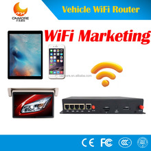 industrial wif 4g 3g openvpn modem dual sim wifi hotspot captive portal advertising 4 sim card load balancing router
