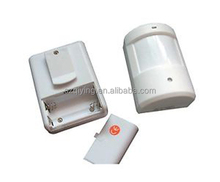 Wireless PIR motion sensor alarm, wireless fence alarm