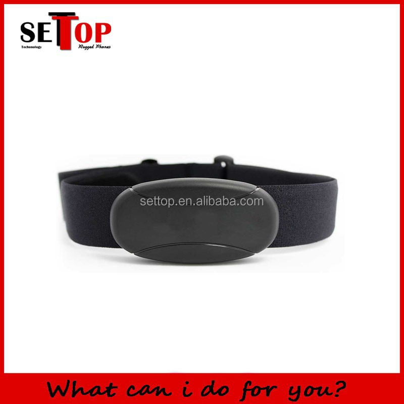 bluetooth 4.0 technology heart rate monitor comfortable chest strap