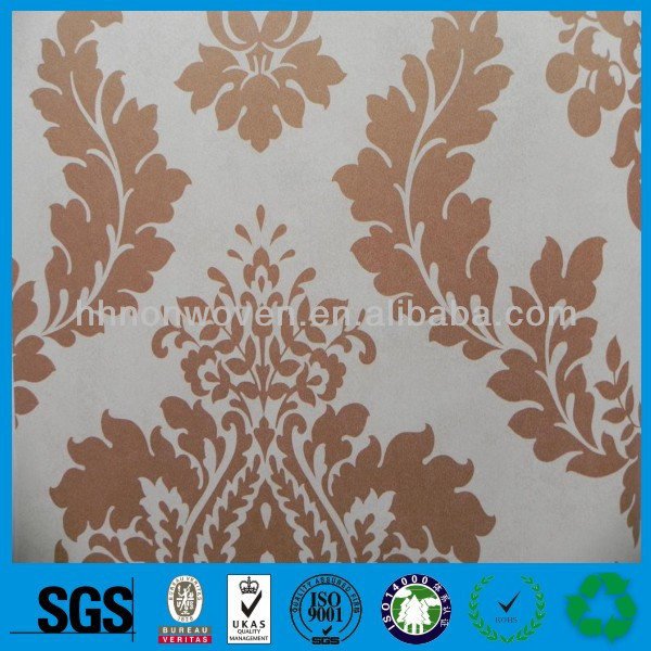 Printing Wall Paper PP Spunbond Nonwoven/ Non woven Fabric