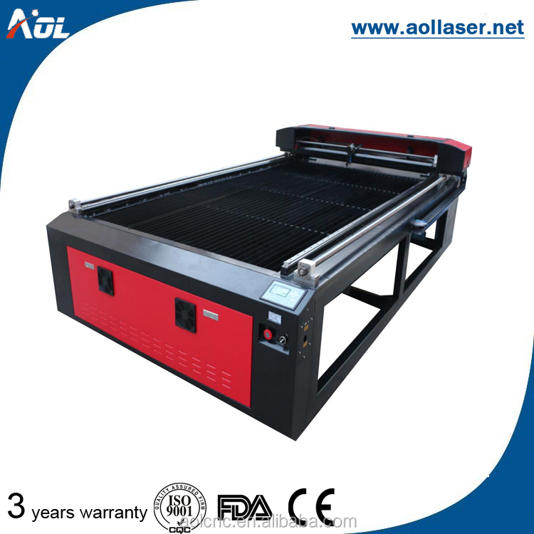 Light weight laser cutting machine transfer file by USB