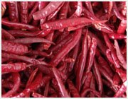 Dry Red Whole Chili with High Quality and Spicy Flavor