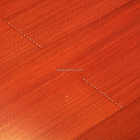 Teak King Smooth Engineered Wood Flooring Manufacturer With High Quality