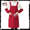 Unisex universal hanging neck anti-fouling kitchen apron