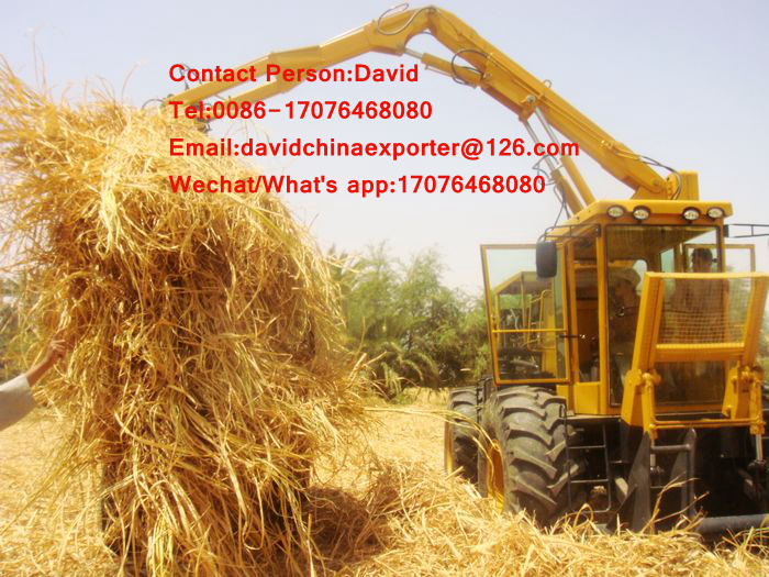 sugar cane grab loader 200 HP