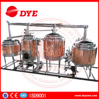 2014 New Turn-key Red Copper beer brewery equipment ( CE Approved )