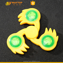 Factory outlet Pressure Relief DLS Flash of hand spinner light toy