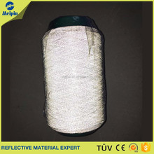 reflective thread 3m /refelctive mercerized cotton yarn