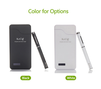 New and high quality chia vaporizer KeCig 3.0 two colors available from kamry