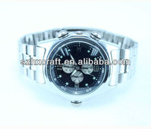 Famous Brand Design Stainless Steel Watches Swiss