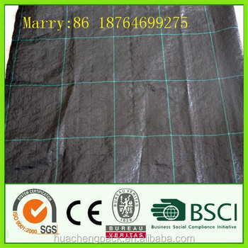 square 15*15cm Weed control mat
