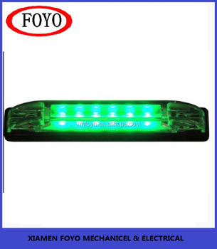 Green marine fluorescent lighting with top quality