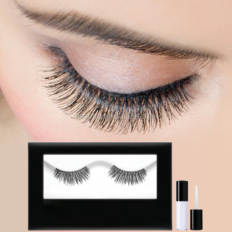 Beautier Lashes Fake Charms Stars Colors Eyelashes