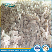 Custom Design High Strength Natural Gypsum Powder For Agricultural Gypsum