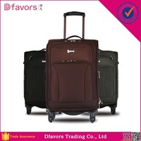 2016 Hot Sell Softside Travel Luggage