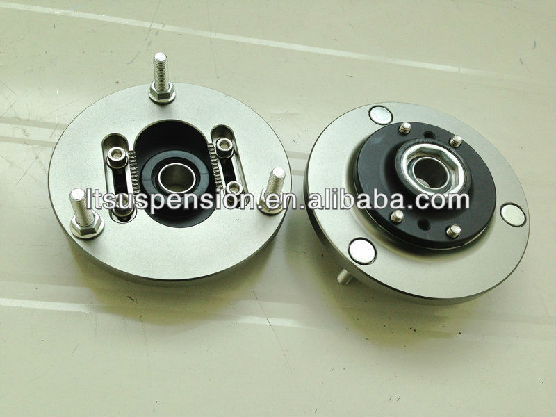 Alibaba Coilover camber plate adjustable with pillowball E46