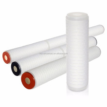 PP filter/water filter/pleated filter cartridge 5 micron for RO