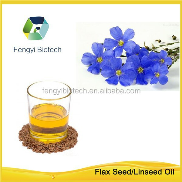 Cosmetic Additive--100% natural flax seed oil/linseed oil --antigaing