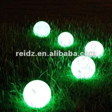 12 NIGHT FLYER GOLF BALLS Constant Illumination Assorted Colors-Glow-LED Lights