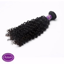 Brazilian Hair Wholesaler Brazilian Hair Weave Cheap Hair Extension Curly Wave 10 Inches