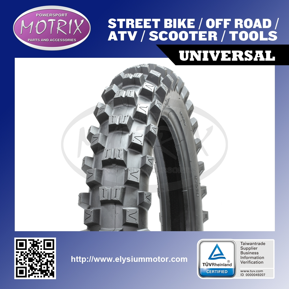 Motorcycle Tyre Off road Motocross Tires 100/100-18-M02