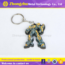 Zinc alloy spinning house shape keychain/Metal keychain for sale