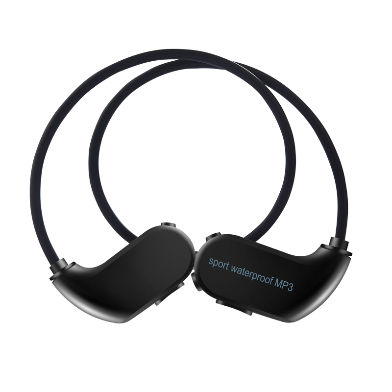 Top Selling 4GB/8GB Swimming Neckband Sports IPX8 Waterproof Headset <strong>MP3</strong>