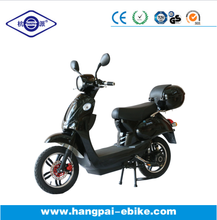 2015 New moped 350w 36v electric scooter with outside gear motor (HP-E60Plus)