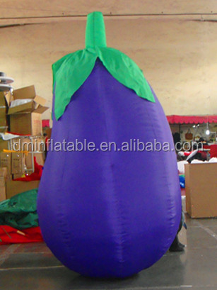 Advertising/decoration inflatable fruits inflatable vegetables