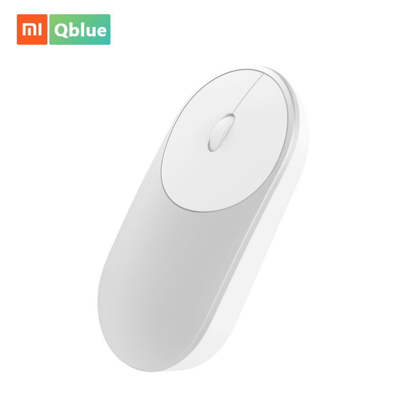 Xiaomi Mouse Portable Wireless Mi Optical Bluetooth 4.0 RF 2.4GHz Dual Mode Connect Office Mouse