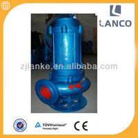 QW series submersible sewage pump, 220V submersible water pump
