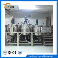 Agitator Mixer Type and liquid Product Type water and powder mixing tank