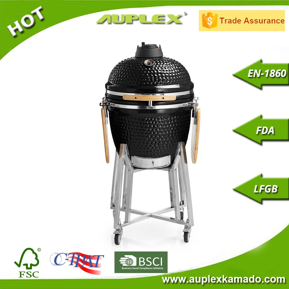 Popular in Canada Outdoor Living/Cooking Market Various BBQ accessories wood pellet and Kamado charcoal grills