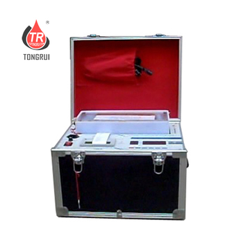 YJJ-II Transformer oil Insulation strength Tester with English Automatical Printer