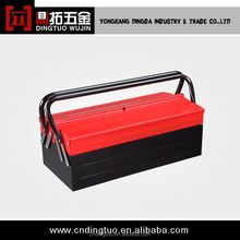 factory direct sale portable metal tool box DT-122
