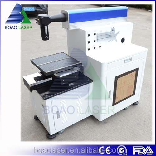 Solar Cell Scribing Machine with YAG Laser