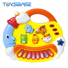 Music Toy - Popular Baby Learning Toy Cartoon Music Electric Keyboard