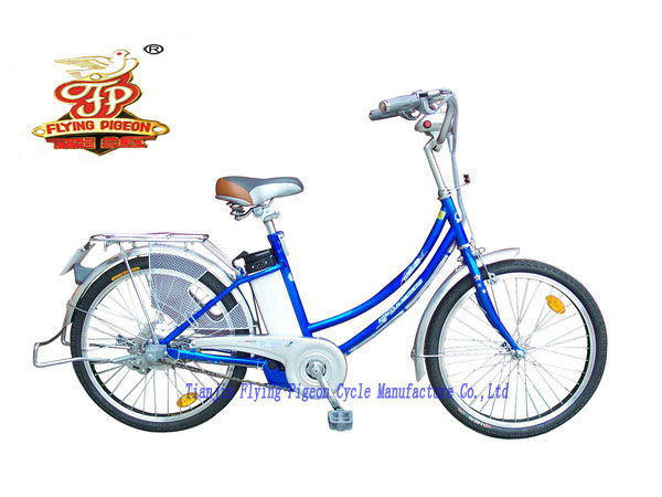 "wholesale green power electric bike 24"" lithium battery electric bike china"