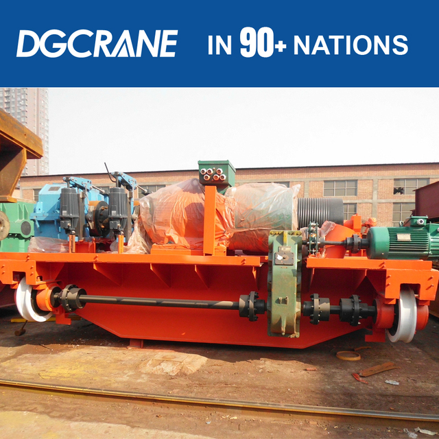 Excellent Service Friction Puller Constant Speed Winch With Slow Speed
