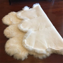 Wholesale sheared Sheep skins persian carpet