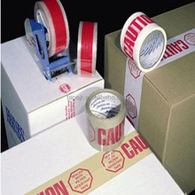 Chinese manufacturer printed strapping cotton tape