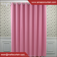 New Hot Sell Curtains and drapes Designed Thermal Insulated Thermal Insulated Blackout curtain for home textile